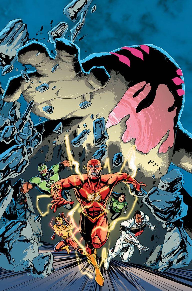 Justice League #35 (Cover A Ethan Van Sciver)