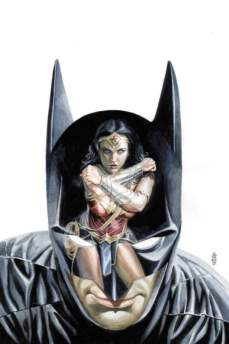 Justice League #35 (Cover B JG Jones)