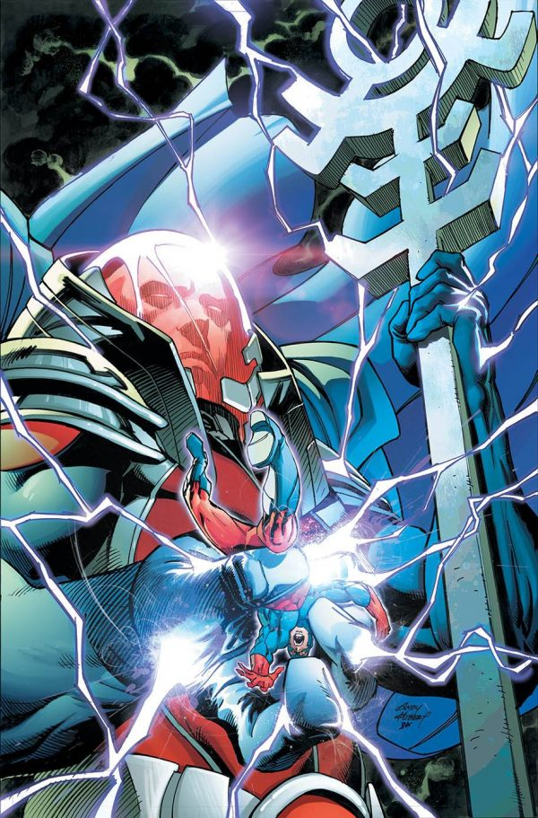 Justice League Of America #16 (Cover A Andy Kubert)