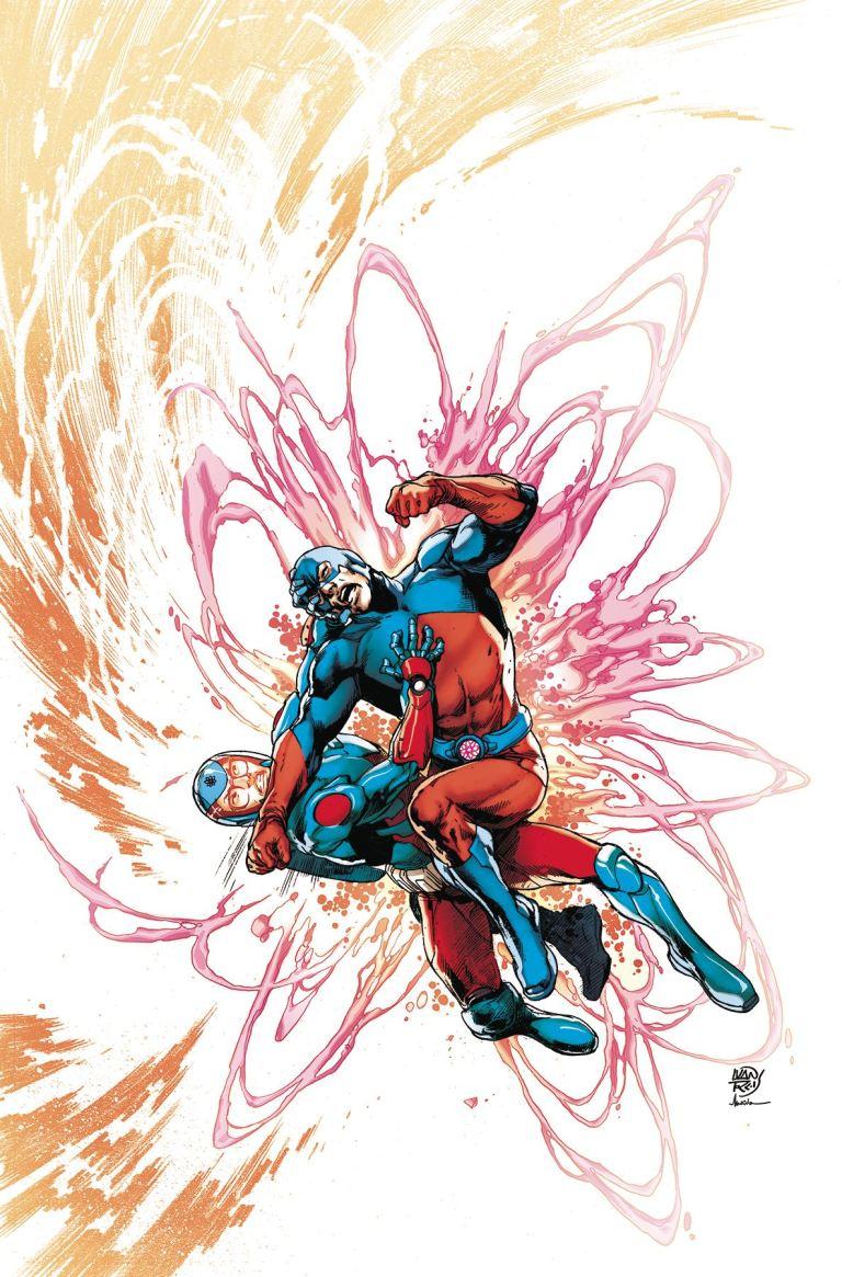 Justice League Of America #17 (Cover A Ivan Reis & Joe Prado)