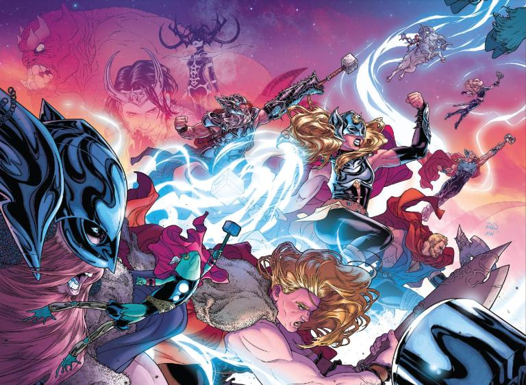 Mighty Thor #700 (Cover A Russell Dauterman)