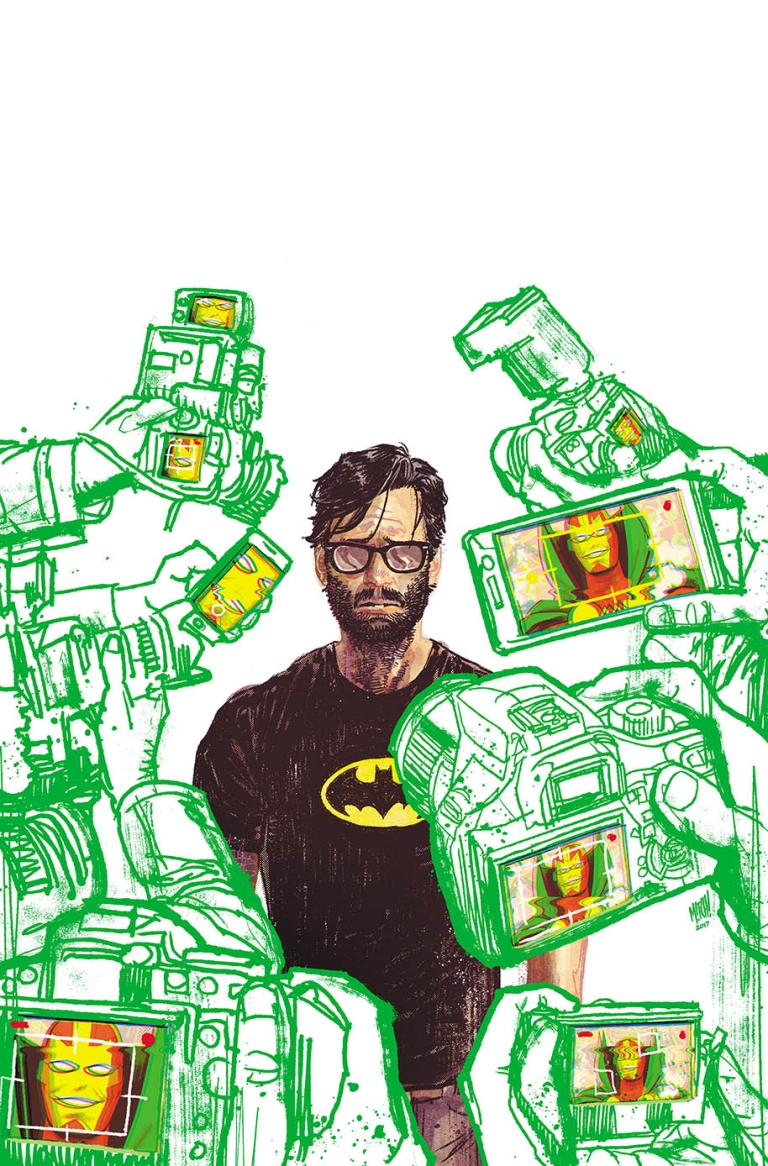 Mister Miracle #3 (Cover B Mitch Gerads)