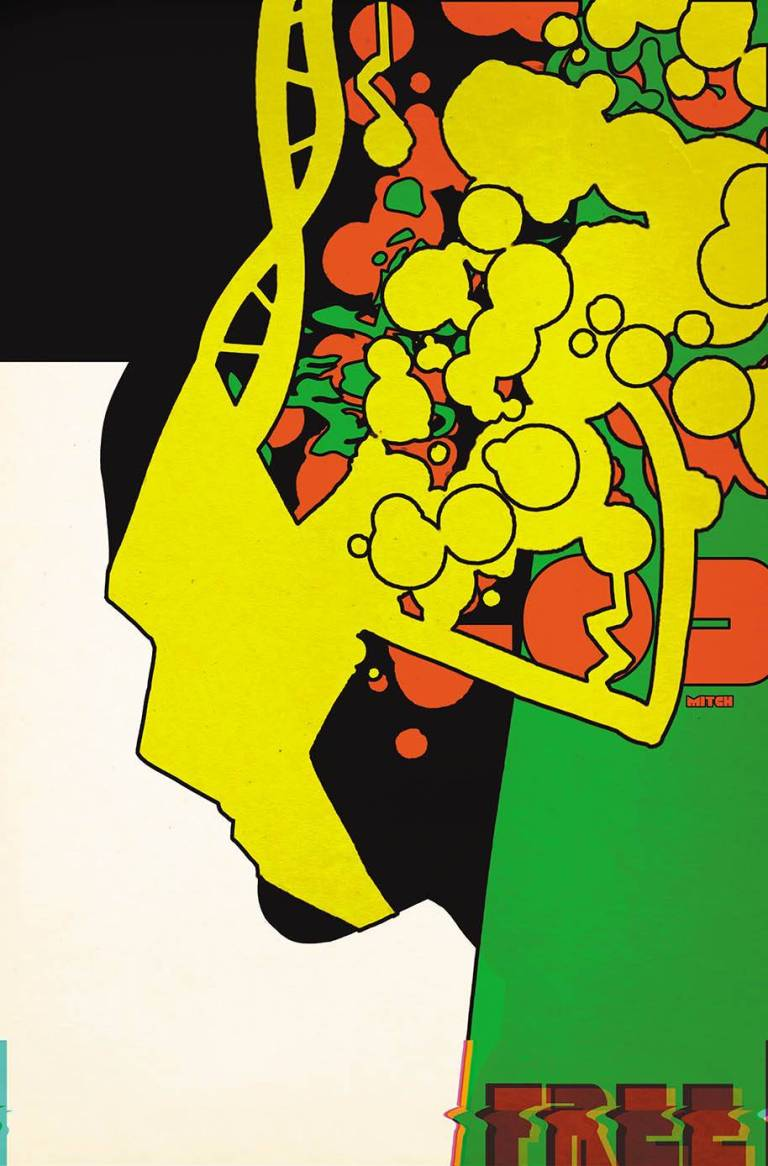 Mister Miracle #4 (Cover B Mitch Gerads)