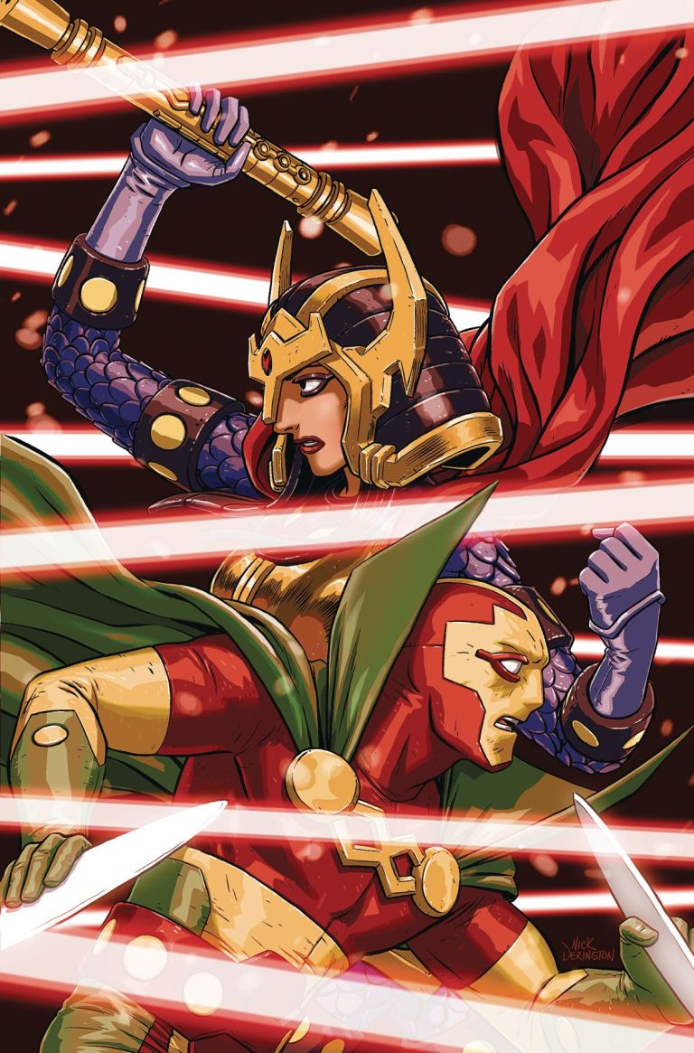 Mister Miracle #6 (Cover A Nick Derington)