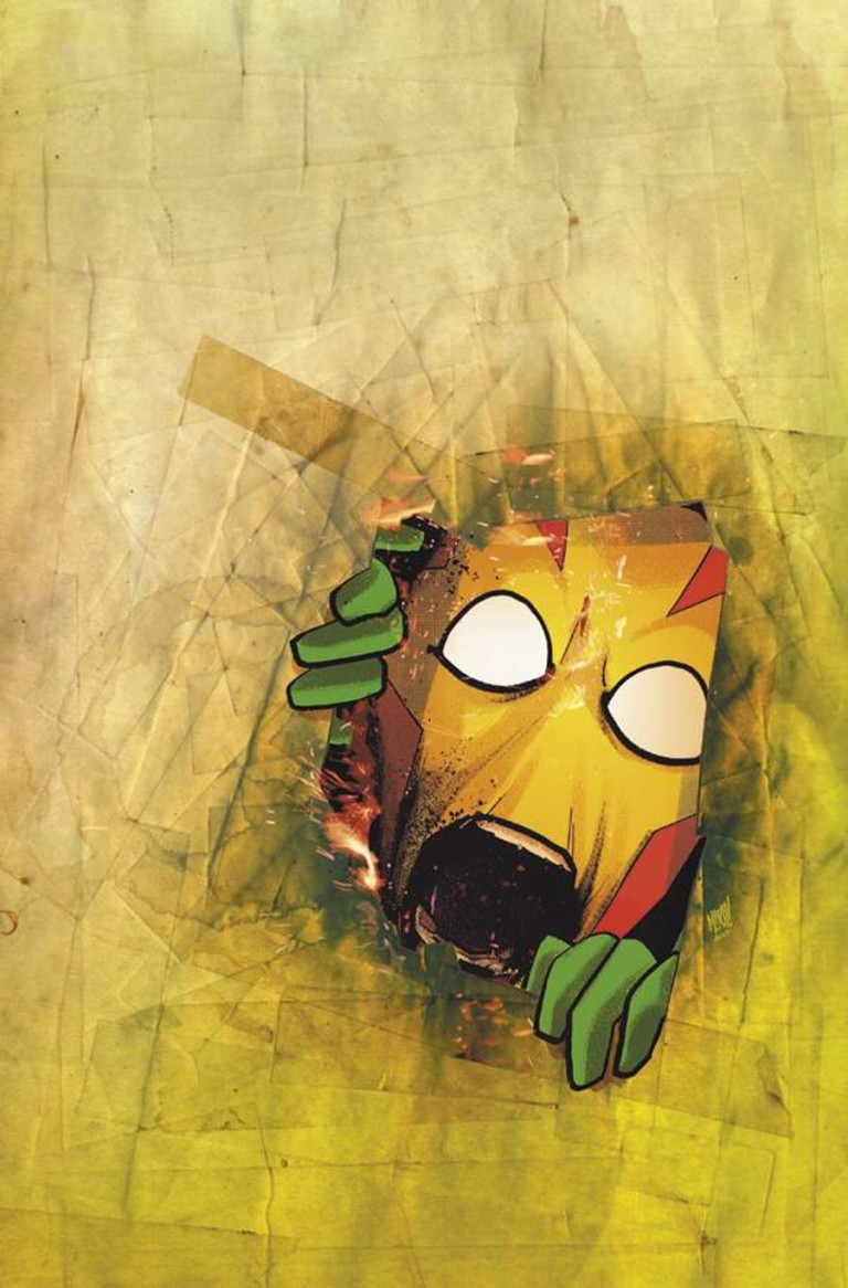 Mister Miracle #6 (Cover B Mitch Gerads)