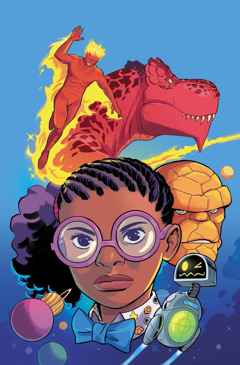 Moon Girl And Devil Dinosaur #25 (Cover A Natacha Bustos)