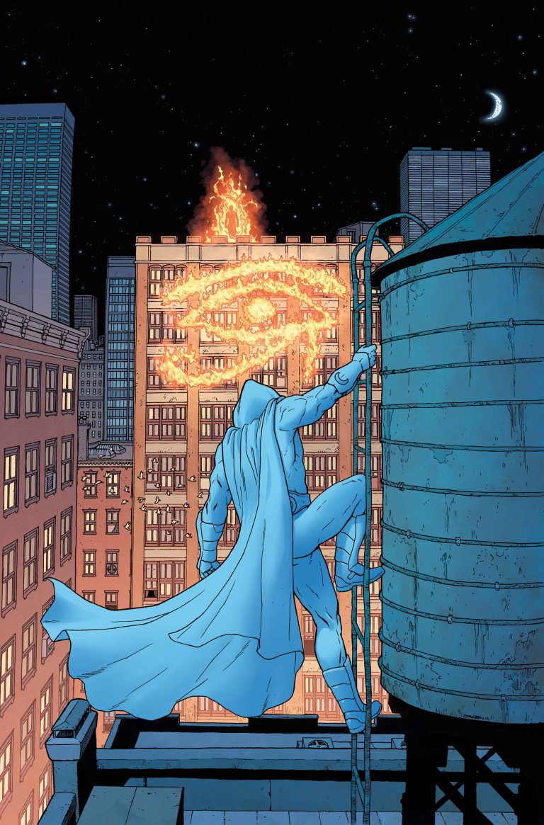 Moon Knight #188 (Cover A Jacen Burrows)