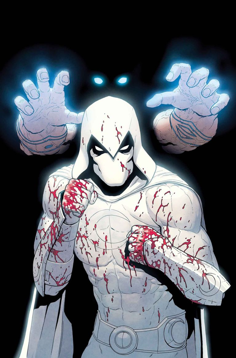 Moon Knight #189 (Jacen Burrows Cover)