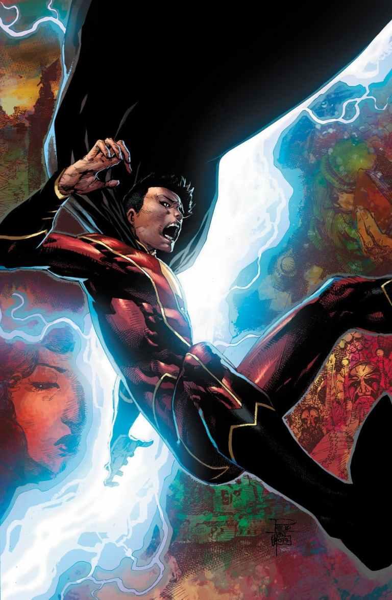 New Super-Man #16 (Cover A Philip Tan)