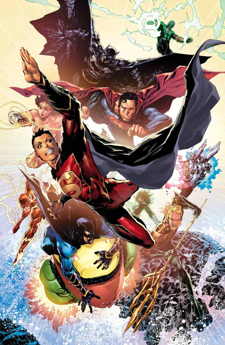 New Super-Man #17 (Cover A Philip Tan)
