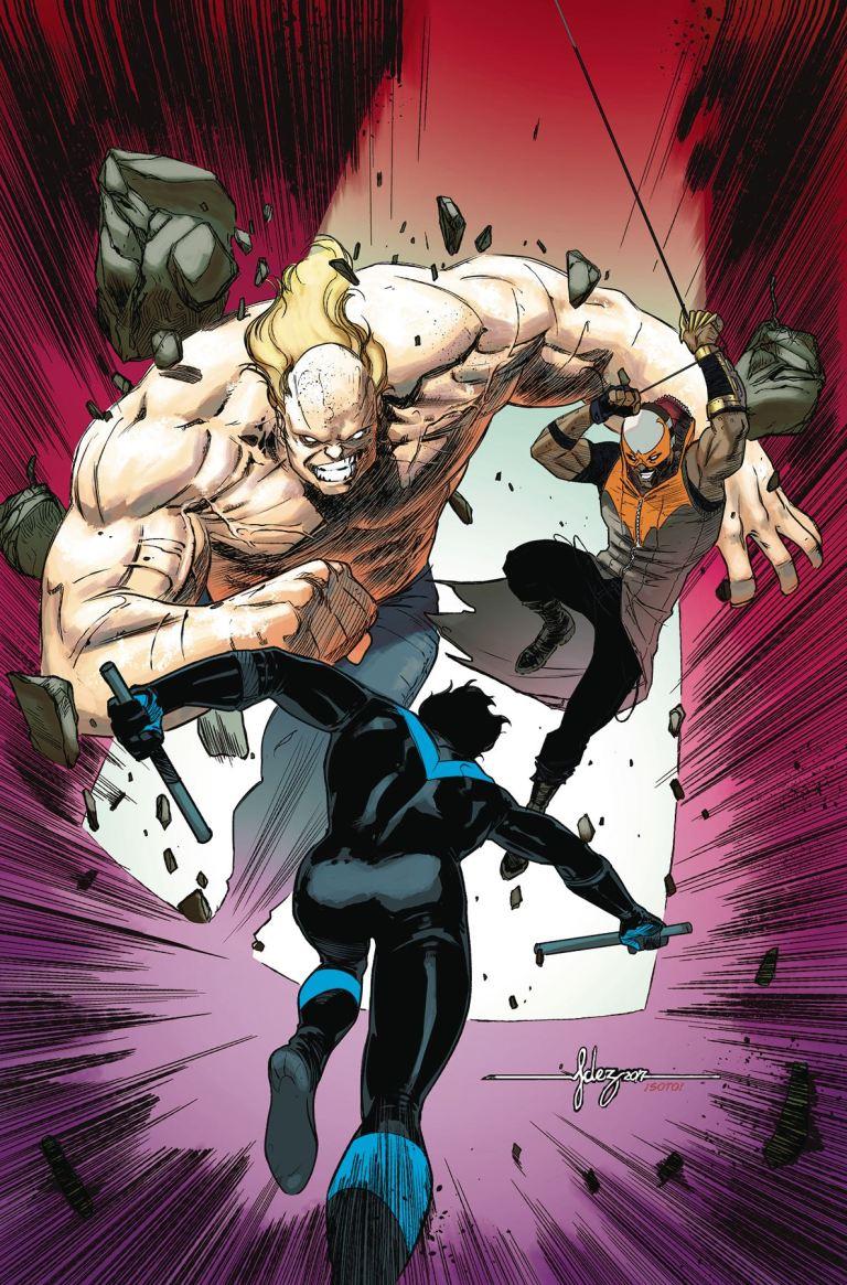 Nightwing #30 (Cover A Javi Fernandez)