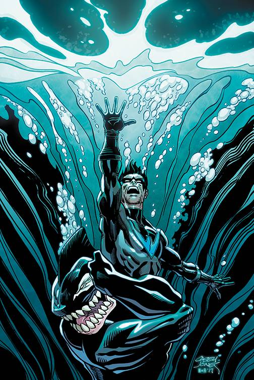 Nightwing #31 (Cover B Casey Jones)