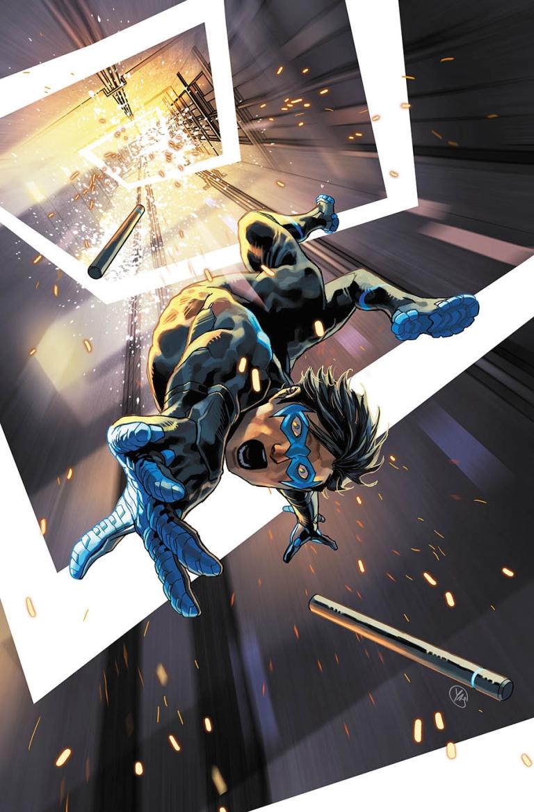 Nightwing #33 (Cover B Yasmine Putri)