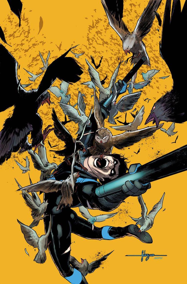 Nightwing #34 (Cover A Javi Fernandez)