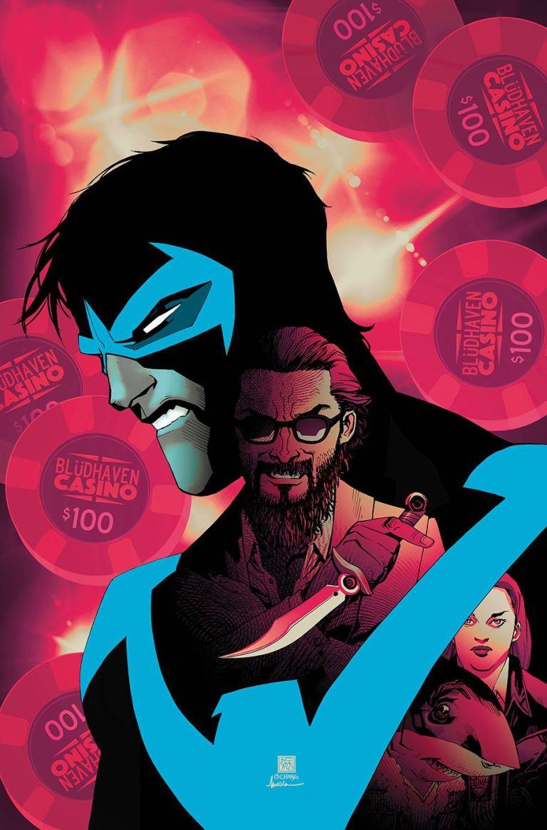 Nightwing #35 (Cover A Bernard Chang)