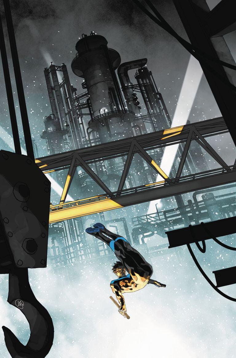 Nightwing #35 (Cover B Yasmine Putri)