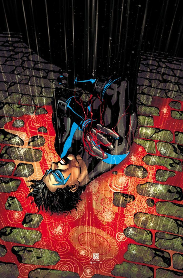 Nightwing #36 (Cover A Bernard Chang)