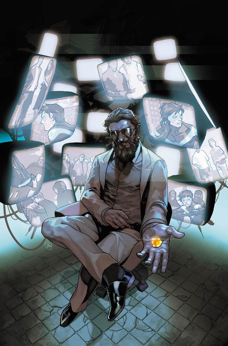 Nightwing #36 (Cover B Yasmine Putri)