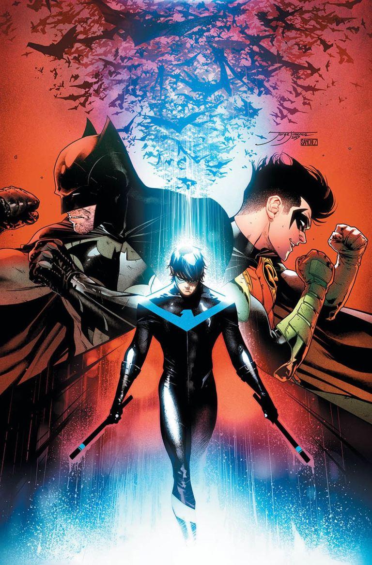 Nightwing #37 (Cover A Jorge Jimenez)