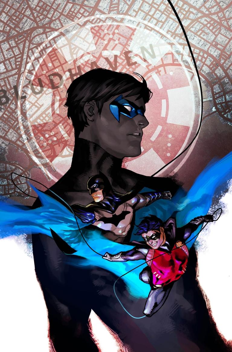 Nightwing #37 (Cover B Yasmine Putri)