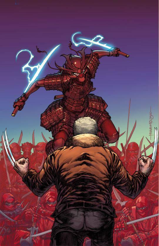 Old Man Logan #31 (Cover D Harvey Tolibao)