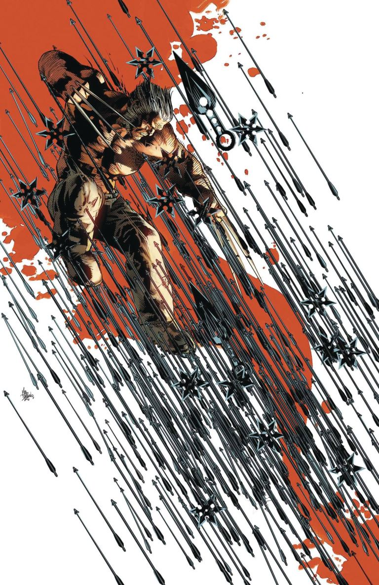 Old Man Logan #32 (Cover A Mike Deodato Jr.)