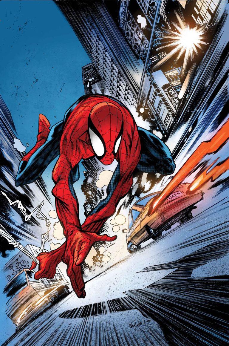 Peter Parker The Spectacular Spider-Man #297 (Cover D James Harren)