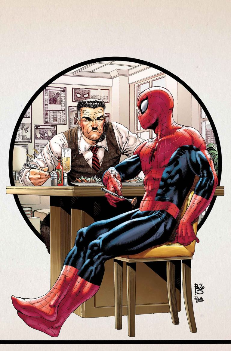 Peter Parker The Spectacular Spider-Man #6 (Paulo Siqueira Cover)