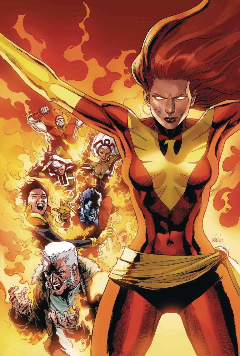 Phoenix Resurrection The Return Of Jean Grey #1 (Cover A Leinil Francis Yu)