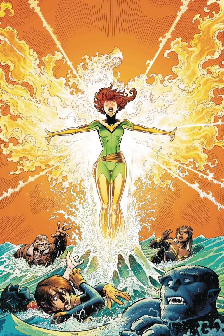 Phoenix Resurrection The Return Of Jean Grey #1 (Cover C Arthur Adams)