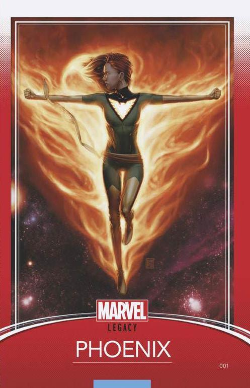Phoenix Resurrection The Return Of Jean Grey #1 (Cover D John Tyler Christopher Trading Card Variant)