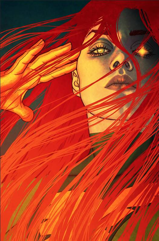 Phoenix Resurrection The Return Of Jean Grey #1 (Cover H Jenny Frison)