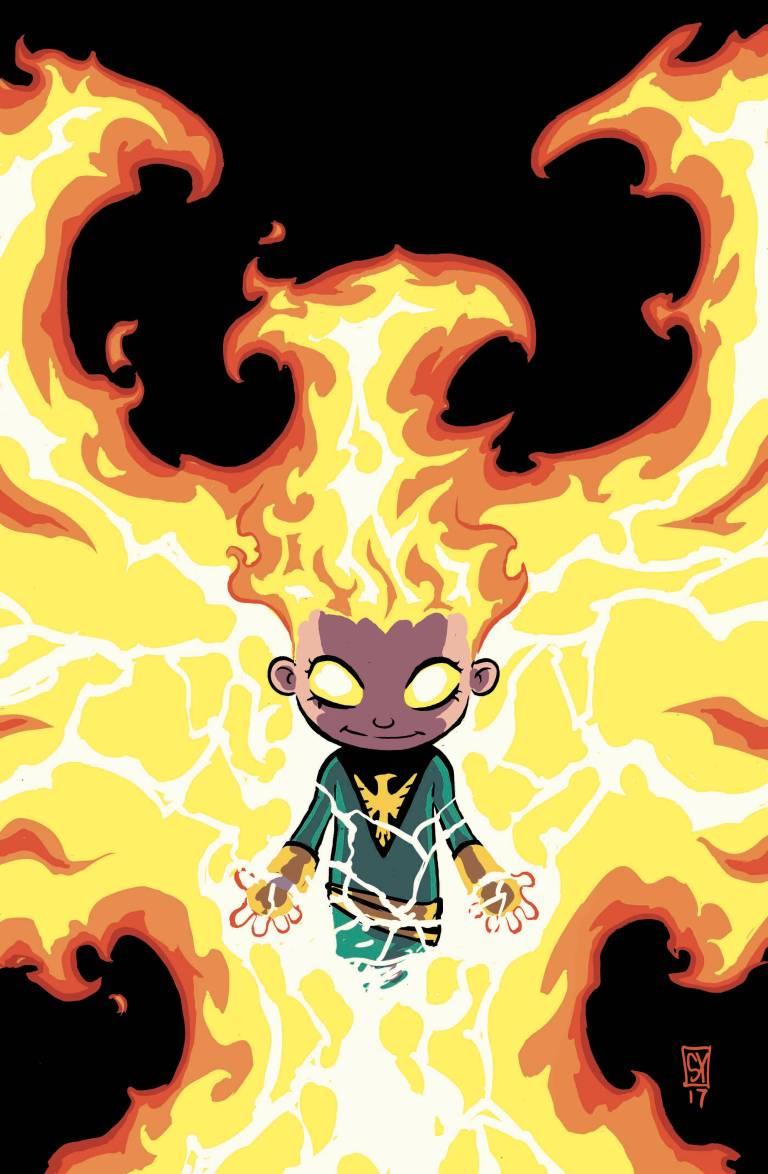 Phoenix Resurrection The Return Of Jean Grey #1 (Cover I Skottie Young)