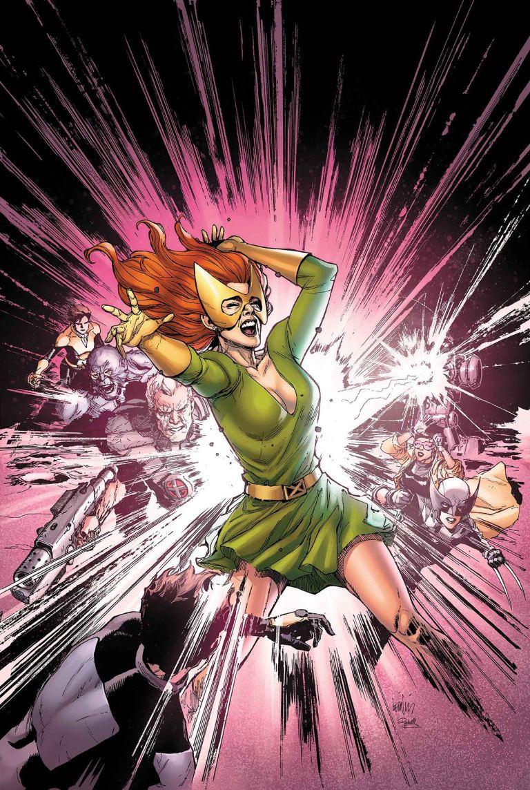 Phoenix Resurrection The Return Of Jean Grey #2 (Cover A Leinil Francis Yu)
