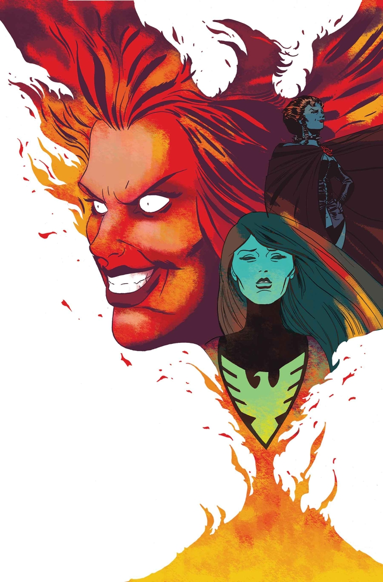 Phoenix Resurrection The Return Of Jean Grey #2 (Cover C Marcos Martin)