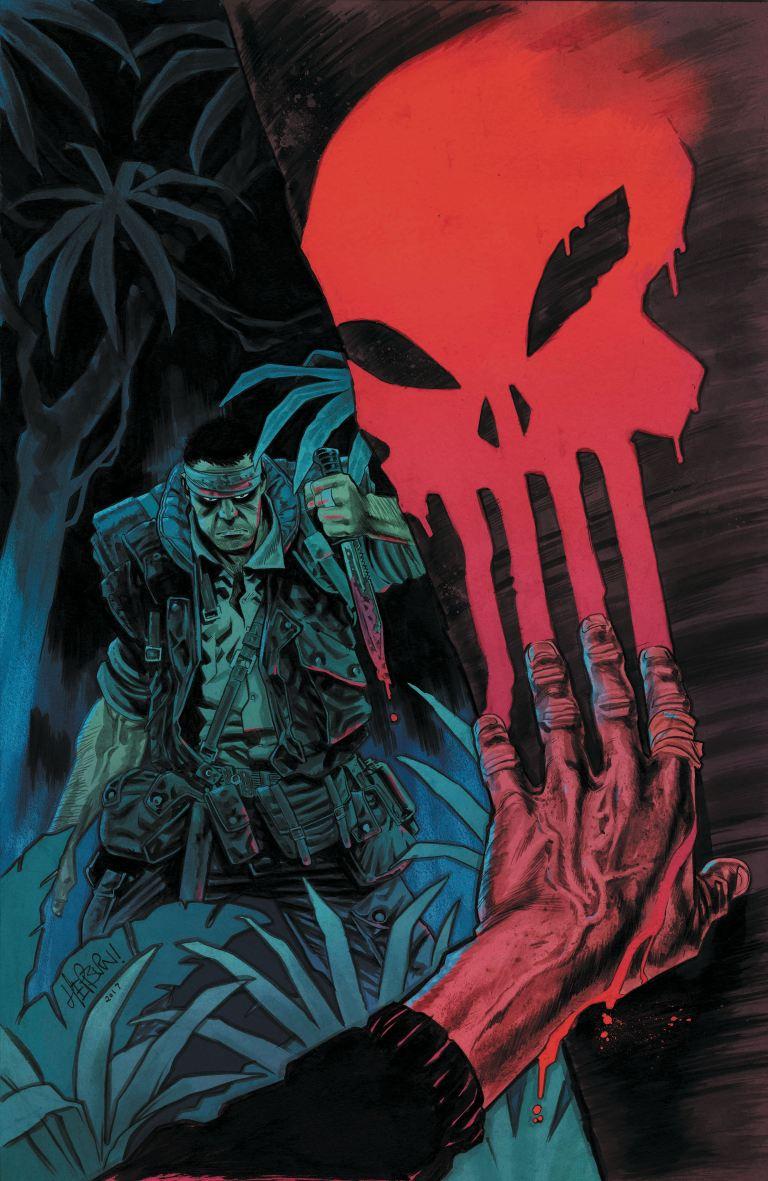 Punisher Platoon #2 (Cover B Scott Hepburn)