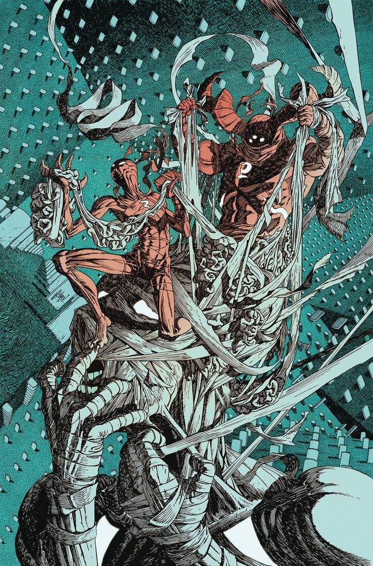 Ragman #2 (Guillem March Cover)