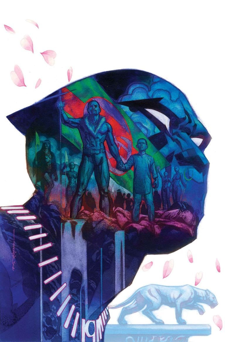 Rise Of The Black Panther #1 (Cover A Brian Stelfreeze)