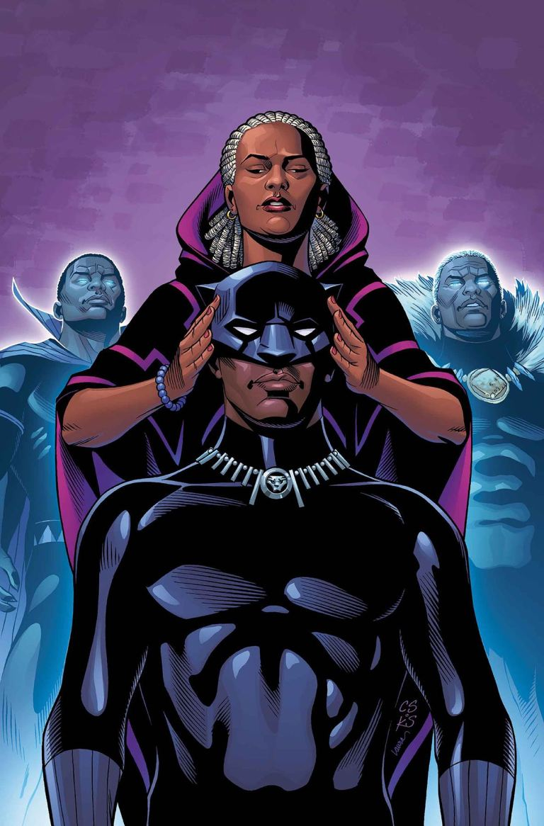 Rise Of The Black Panther #1 (Cover C Chris Sprouse)