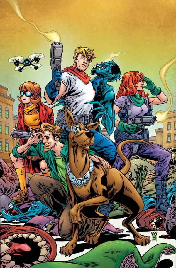 Scooby Apocalypse #18 (Cover B Mark Buckingham)