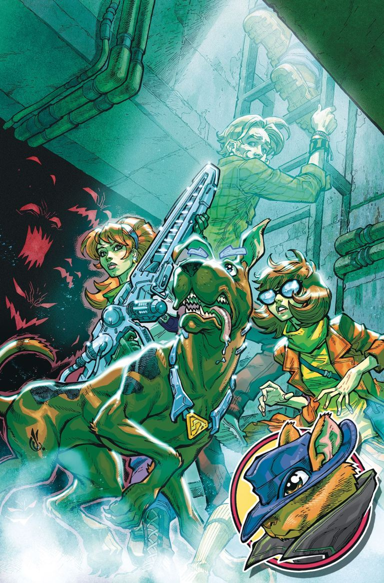 Scooby Apocalypse #21 (Cover A Carlos D'Anda)