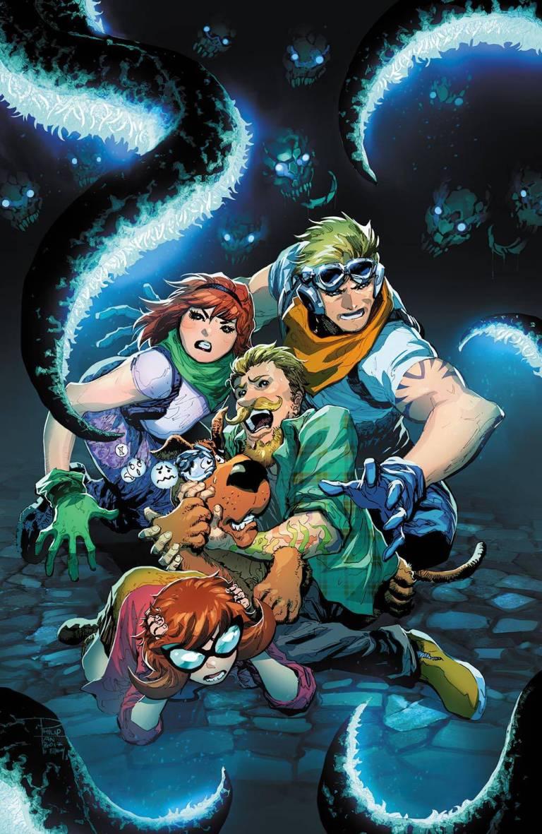 Scooby Apocalypse #21 (Cover B Philip Tan)