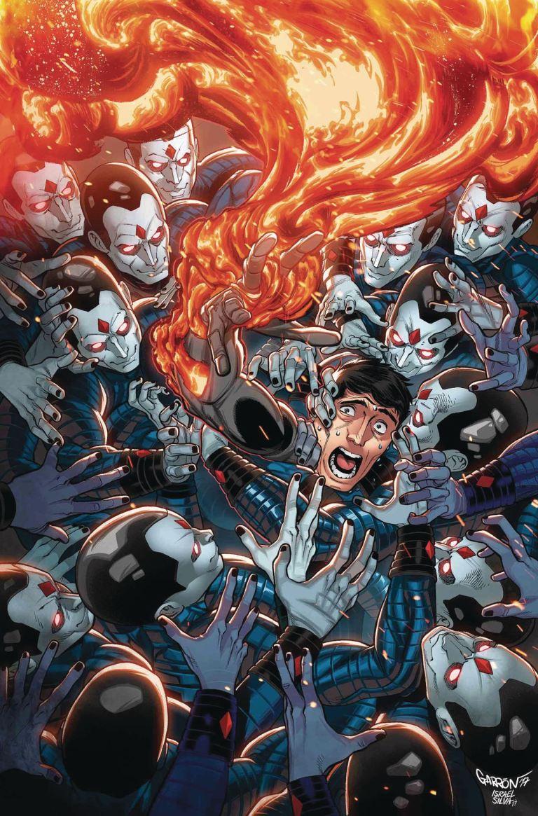 Secret Warriors #11 (Javier Garron Cover)