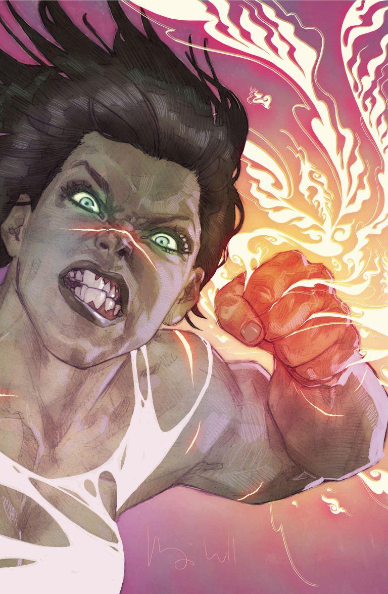 She-Hulk #160 (Cover B Ben Caldwell Phoenix Variant)
