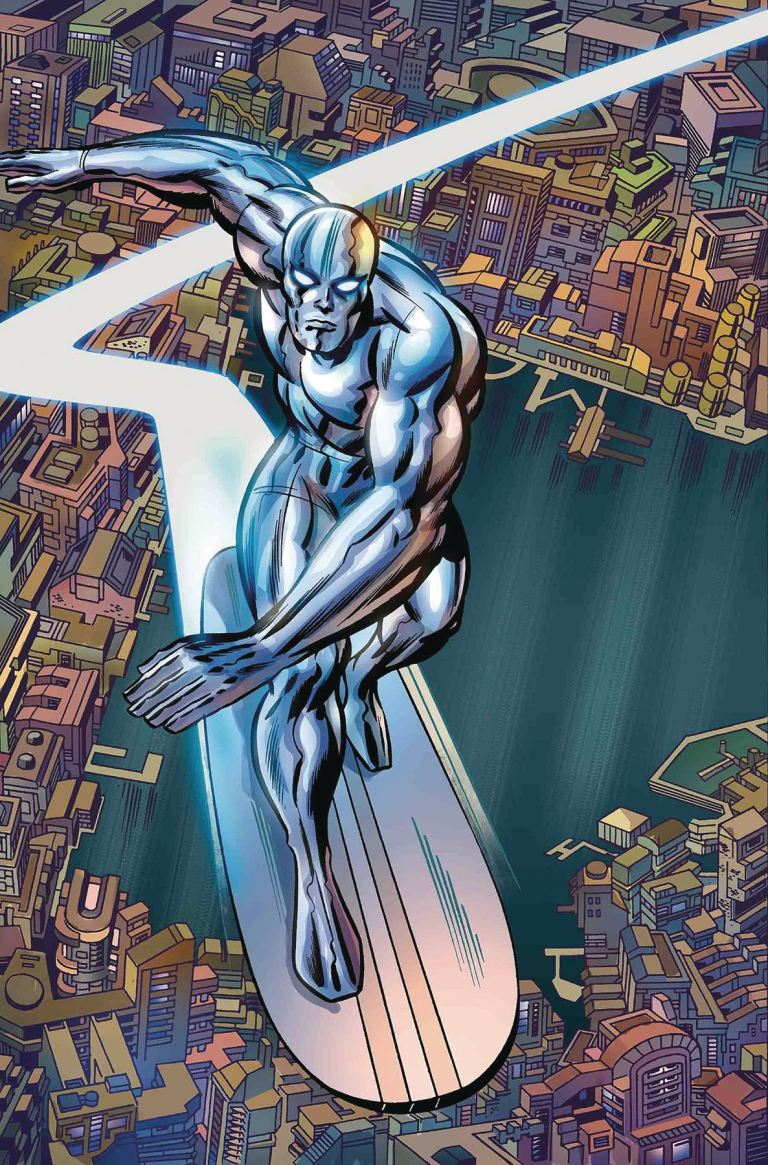 Silver Surfer #14 (Cover B Jack Kirby 100th Birthday Variant)