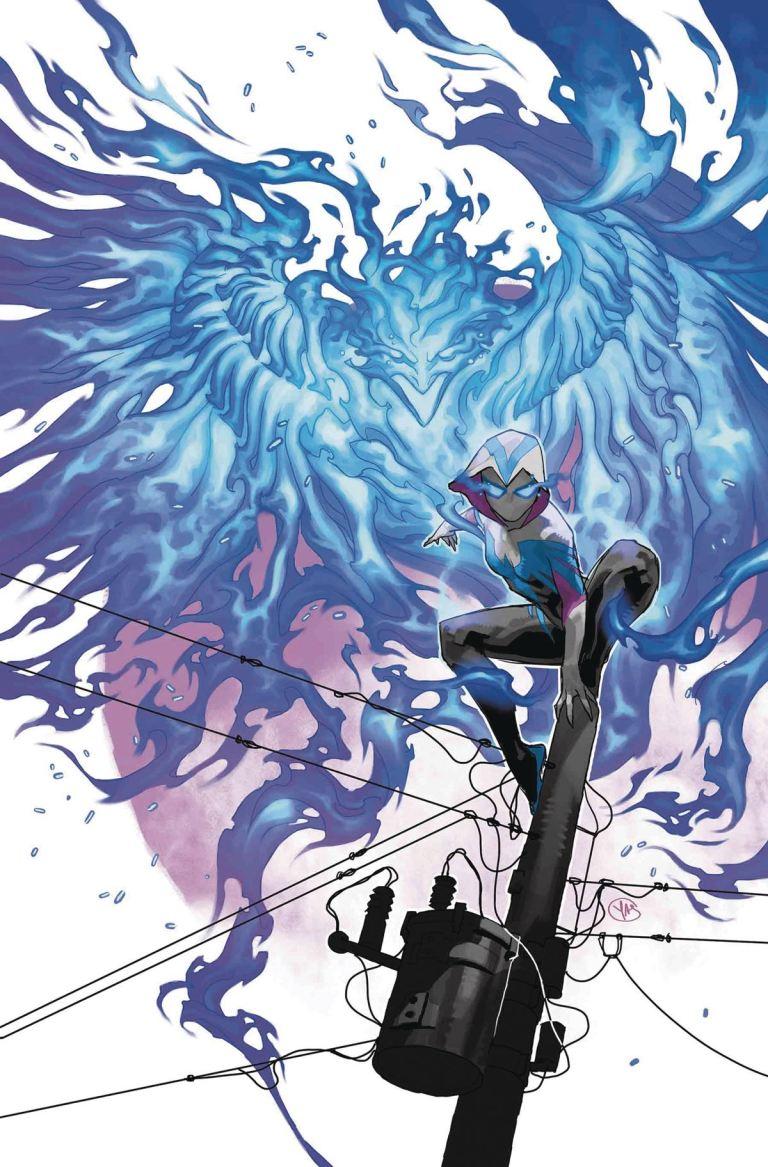 Spider-Gwen #27 (Cover B Yasmine Putri Phoenix Variant)