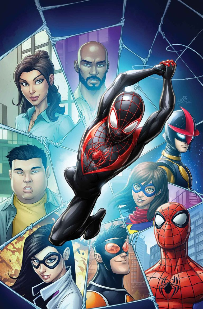 Spider-Man #21 (Patrick Brown Cover)
