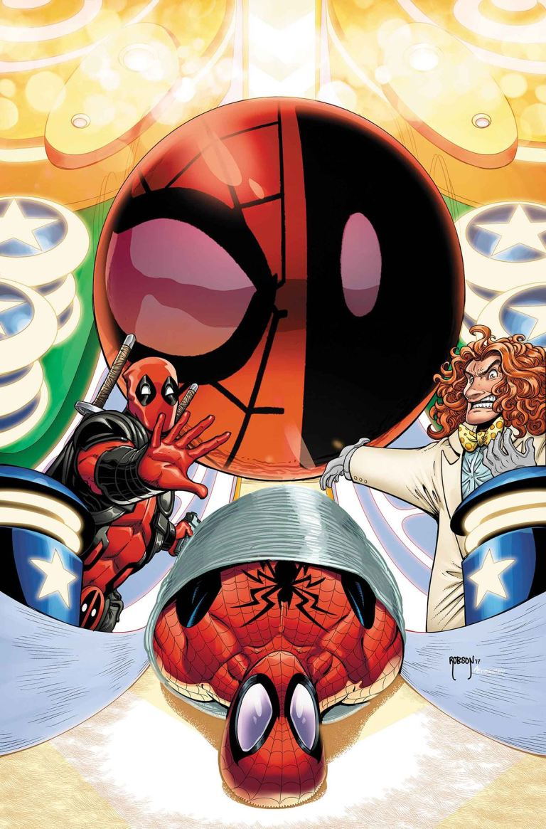 Spider-Man Deadpool #22 (Will Robson Cover)