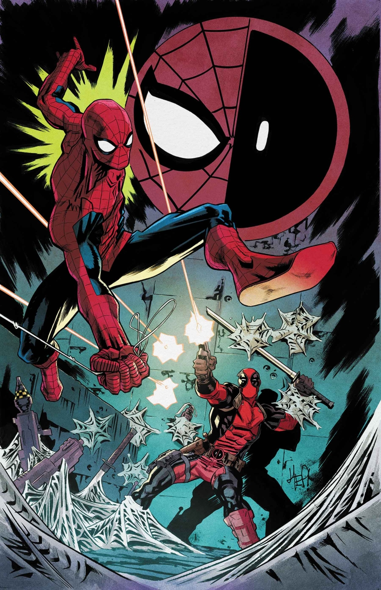 Spider-Man Deadpool #23 (Cover D Scott Hepburn)