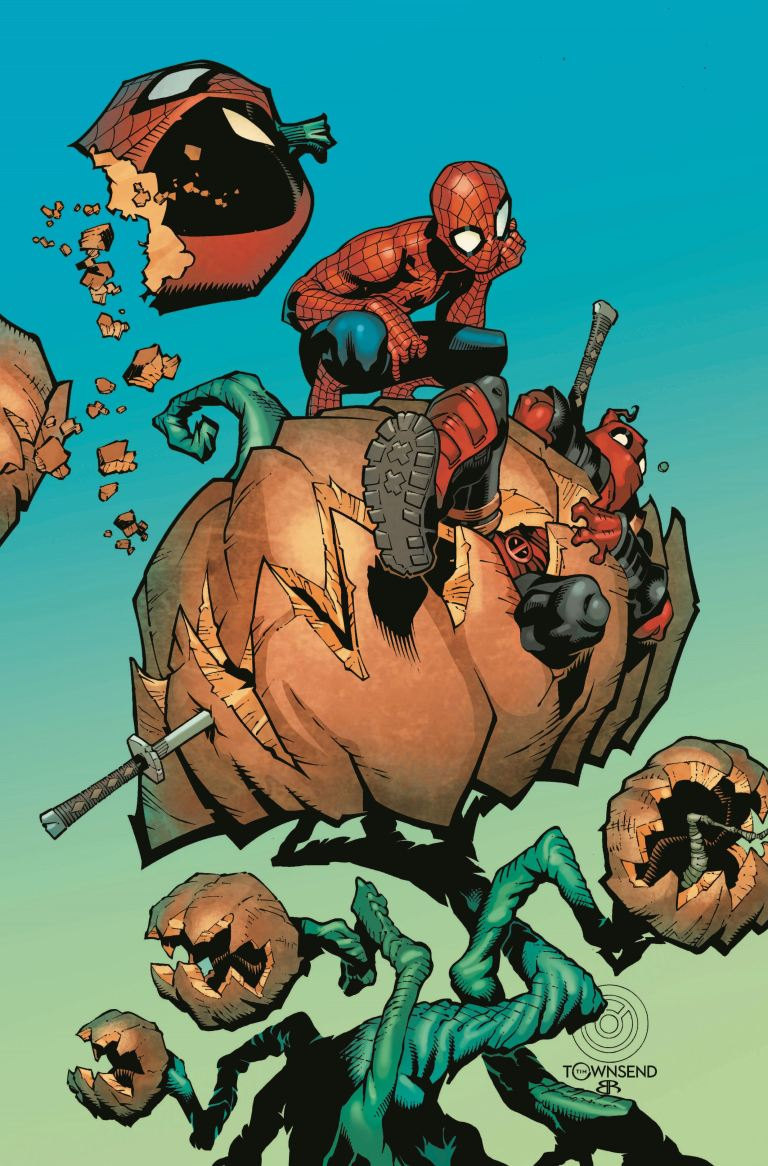 Spider-Man Deadpool #24 (Chris Bachalo Cover)